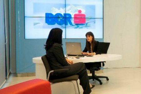 BCR a facut profit de 135 milioane de euro in primele sase luni din 2015, iar portofoliul de credite neperformante a continuat sa scada