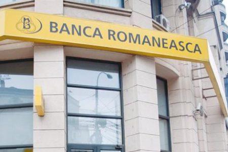 Explicatia venita de la Banca Romanesca la decizia ANCP: Banca Romaneasca nu a comisionat aditional clientii ai caror contracte au fost modificate in 2010