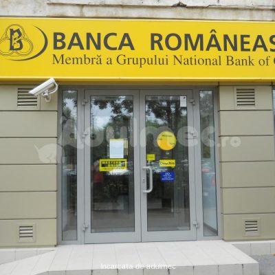 ANPC a amendat Banca Romaneasca cu 40.000 lei pentru comisioane ilegale si a obligat banca sa modifice 27.000 de contracte in derulare