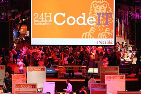 ING aduce la Bucuresti hackathonul international 24H-CodING pentru a implementa cea mai inovatoare aplicatie pentru banca viitorului