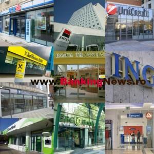 BNR a identificat 10 banci de importanta sistemica nationala. Iata lista bancilor sistemice la nivel national si mondial