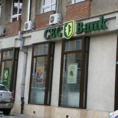 CEC Bank a obținut un profit de peste 15 milioane lei și își menține poziția șase în topul băncilor din sistemul bancar