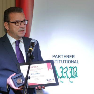 EximBank, premiata pentru sustinerea si promovarea exporturilor la Gala BankingNews