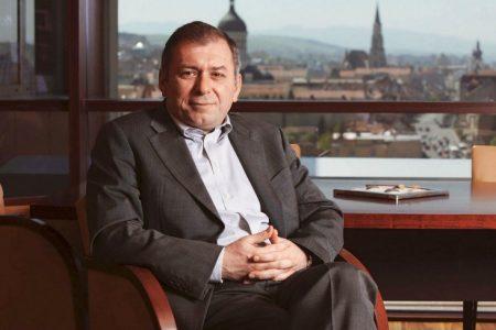 """Horia Ciorcila, Presedintele Consiliului de Administratie BT, desemnat """"Personalitatea Anului"""""""