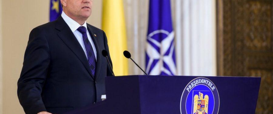 Klaus Iohannis atacă taxa pe lăcomie şi măsurile fiscale anunţate de PSD: Guvernul vine cu o ordonanţă care aruncă în aer economia