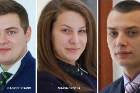 Trei masteranzi de la ASE au intrat in programul de internship oferit de EximBank