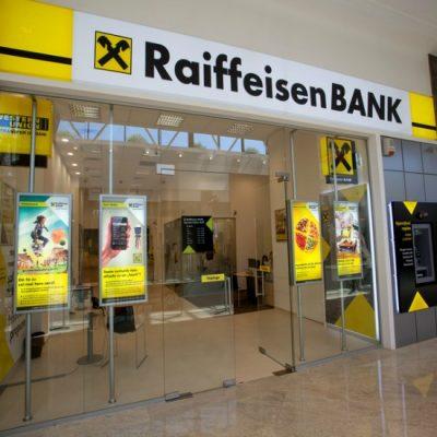 Raiffeisen Bank numără deja o rețea de 40 de mașini multifuncționale