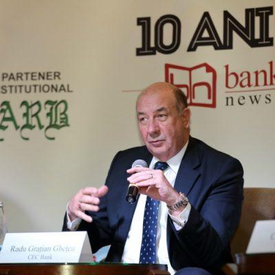 CEC Bank va acorda credite punte în programul Start-Up Nation. Radu Gheţea: CEC Bank vine şi de această dată în sprijinul segmentului IMM, lansand un produs de finanţare avantajos şi uşor de accesat