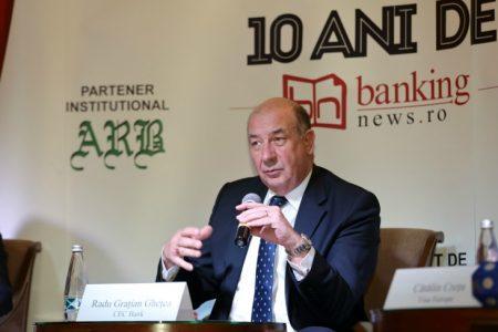 CEC Bank – profit brut la noua luni de circa 203,9 mil. lei. Radu Ghetea: o preocupare majora a bancii este adaptarea intregii activitati la cerintele tehnice si organizatorice legate de competitia pe linia digitalizarii