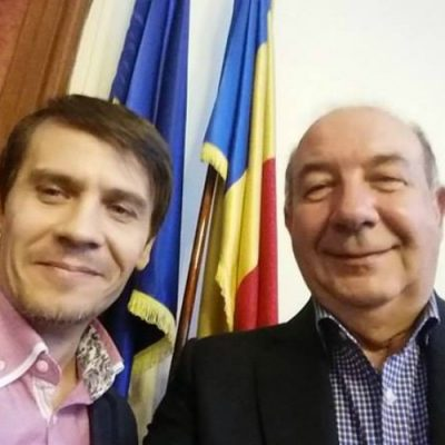 SELFIE INTERVIU. De vorbă cu Radu Grațian Ghețea despre CEC Bank, competiția băncilor locale, bancherii români și viața personală