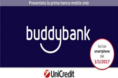 """UniCredit anunță ca va lansa """"buddybank"""", o banca pentru utilizatorii de smartphone-uri"""