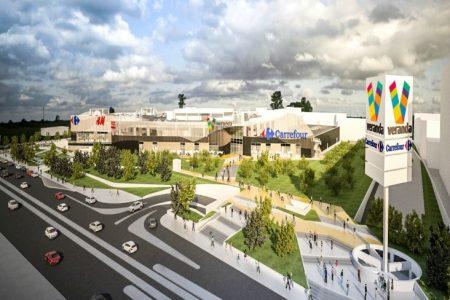 Raiffeisen Bank finanţează dezvoltarea centrului comercial Veranda cu 25 milioane euro