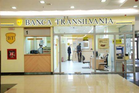 Banca Transilvania, back to business: Venituri operaționale cu 10,7% mai mari în T1 din 2016, față de 2015