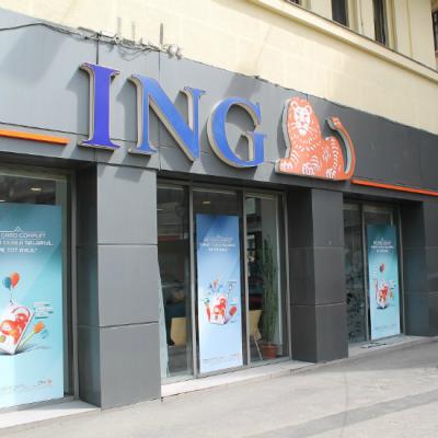 Rezultate ING Bank în 2015: Profitul băncii a crescut cu 22%, iar creditarea cu 29%
