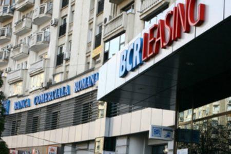 BCR Leasing IFN a raportat un profit de 26 milioane lei si o cotă de piață de 9,4%. 85% dintre clienții companiei sunt IMM-uri