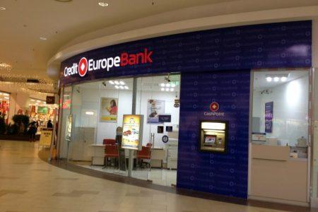 Restructurarea creditelor în CHF de către Credit Europe a diminuat, în medie, obligațiile lunare de plată ale clienților cu 20%