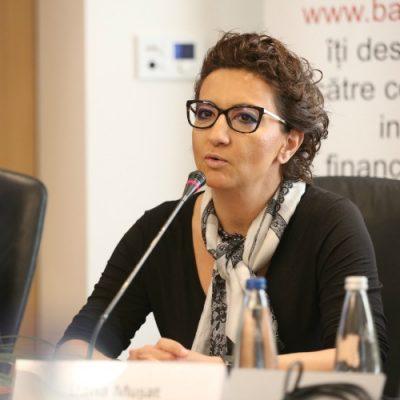 Dana Mușat, BCR: Scăderea comisioanelor interbancare nu este o problemă, ci o vedem ca pe o oportunitate