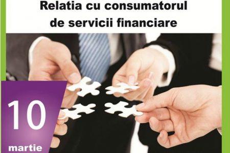 """Oxygen Events organizează conferința """"Relația cu consumatorul de servicii financiare"""""""