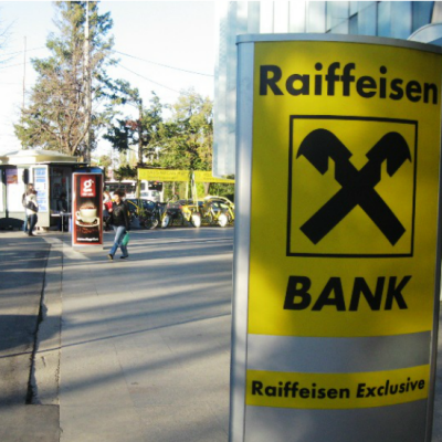 Raiffeisen Bank angajeaza Ofiter Tranzactii Clienti si Consilier Clienti