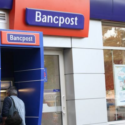 """Bancpost, """"Cea mai activa banca din Romania in cadrul Programului BERD de Facilitare a Comertului"""""""