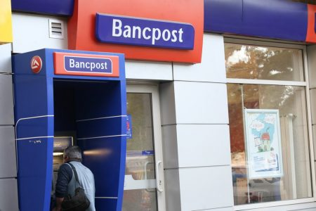 Reuters: Banca elenă Eurobank vrea să vândă o participaţie la Bancpost