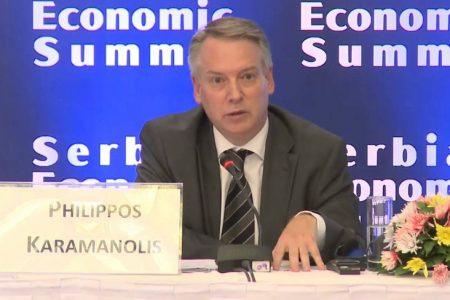 Schimbare la conducerea Bancpost: Philippos Karamanolis îl va înlocui pe George Georgakopoulos în funcția de președinte executiv