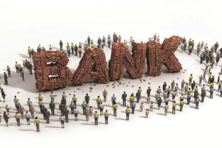 Băncile din întreaga lume plătesc încă factura crizei economice: 730.000 de bancheri au plecat din sistem. Cu cât au contribuit băncile românești la această cifră neagră.