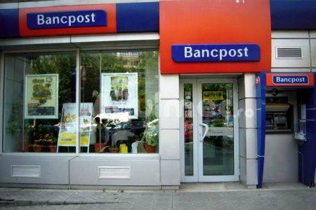 Bancpost a făcut un profit net de 19 milioane lei în primul trimestru din 2016