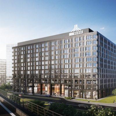 BCR își consolidează sediile centrale de business din București