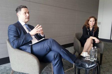 """Sergiu Manea, BCR: """"Avem în vedere modificarea parametrilor de risc la creditele ipotecare, în funcție de varianta finală a legii privind darea în plată"""""""