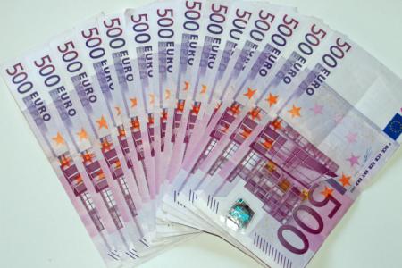 "BCE retrage din circulatie – ""Bin Laden"" – bancnota de 500 de euro"