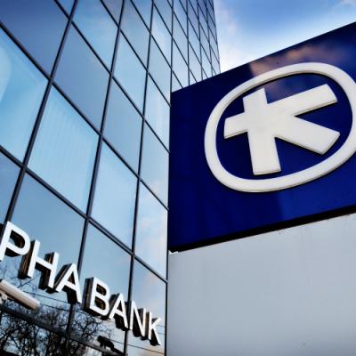 Alpha Bank derulează o campanie de recrutare în București, unde a scos la concurs mai multe posturi de administratori credite și consilieri clienți