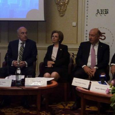 Aniversarea a 25 de ani de activitate pentru Asociația Română a Băncilor, marcată de darea în plată și provocările prezentului ce țin de transparență și educația financiară