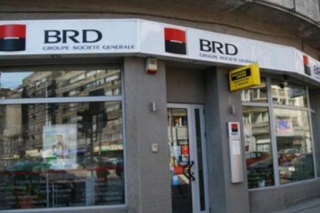BRD anunţă un profit în creştere cu 67,9% faţă de perioada similară a anului trecut