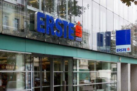 Erste Group raportează un profit net de 274,7 milioane euro în Trimestrul I din 2016