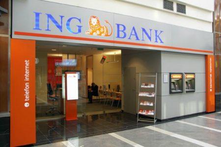 Una din două tranzacții de Internet Banking se face prin ING Bank