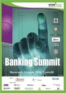 Conferinta Banking 365 – Banca Viitorului, va avea loc pe 16 iunie, la Teatrelli