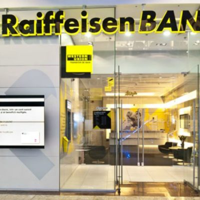 Raiffeisen Bank International anunță un profit consolidat de 114 milioane de euro pentru primul trimestru din 2016, în creștere cu peste 37%
