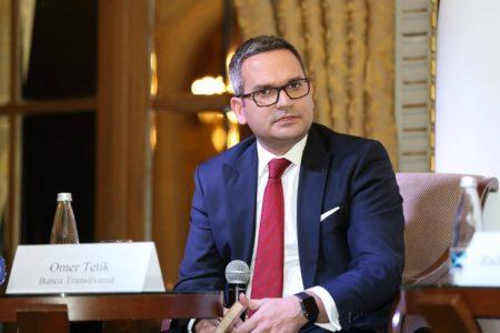 BT Investments a devenit acționar al companiei Timesafe. Ömer Tetik, Banca Transilvania: Este încă un pas pe care BT îl face pentru susținerea antreprenorilor şi încurajarea digitalizării