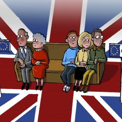 Este oficial! Marea Britanie va ieşi din Uniunea Europeană. După Brexit, Lira şi Euro în haos