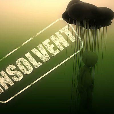 Legea insolvenței persoanelor fizice intră în vigoare la 30 septembrie