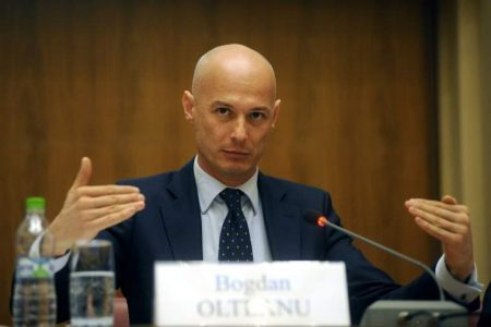 UPDATE: Viceguvernatorul BNR Bogdan Olteanu, reținut de DNA. REACTIA BNR