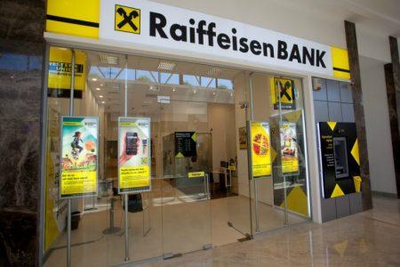 Raiffeisen Bank derulează programe pentru garantarea creditelor IMM de la Fondul European de Investiţii