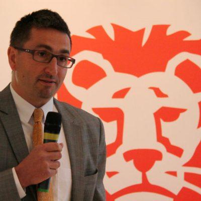 ING Bank a lansat serviciul de plată cu telefonul mobil. Michal Szczurek, CEO: Tot mai mulți clienți își doresc opțiunea unei bănci pur digitale