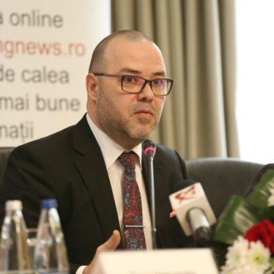 """Florin Dănescu (Asociația Română a Băncilor), după prezentarea statisticii privind darea în plată: """"Legea a generat o relaxare la plata creditelor. A încurajat neplata!"""""""