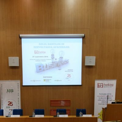"""Conferinta BankingNews.ro – """"Rolul bancilor in dezvoltarea afacerilor"""": Cele 10 ingrediente ale unei afaceri de succes"""