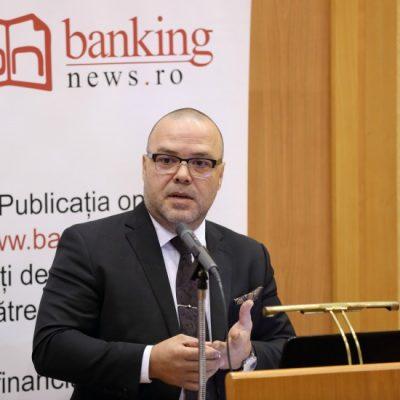 """Conferința """"Finanțări pentru dezvoltare sustenabilă"""" – Florin Dănescu, ARB: Băncile văd IMM-urile ca pe un client important și principal, iar relația de creditare trebuie să fie cât mai dezvoltată"""