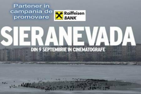 """Raiffeisen Bank este partener in campania de promovare a filmului """"Sieranevada"""" in regia lui Cristi Puiu"""
