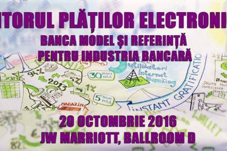 Oxygen Events organizează conferinţa: Viitorul și Siguranța Plăților Electronice. Banca model și referință pentru industria bancară.