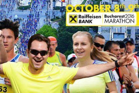 Patru oficiali ai Guvernului aleargă duminică la Raiffeisen Bank Maraton București, în sprijinul copiilor săraci